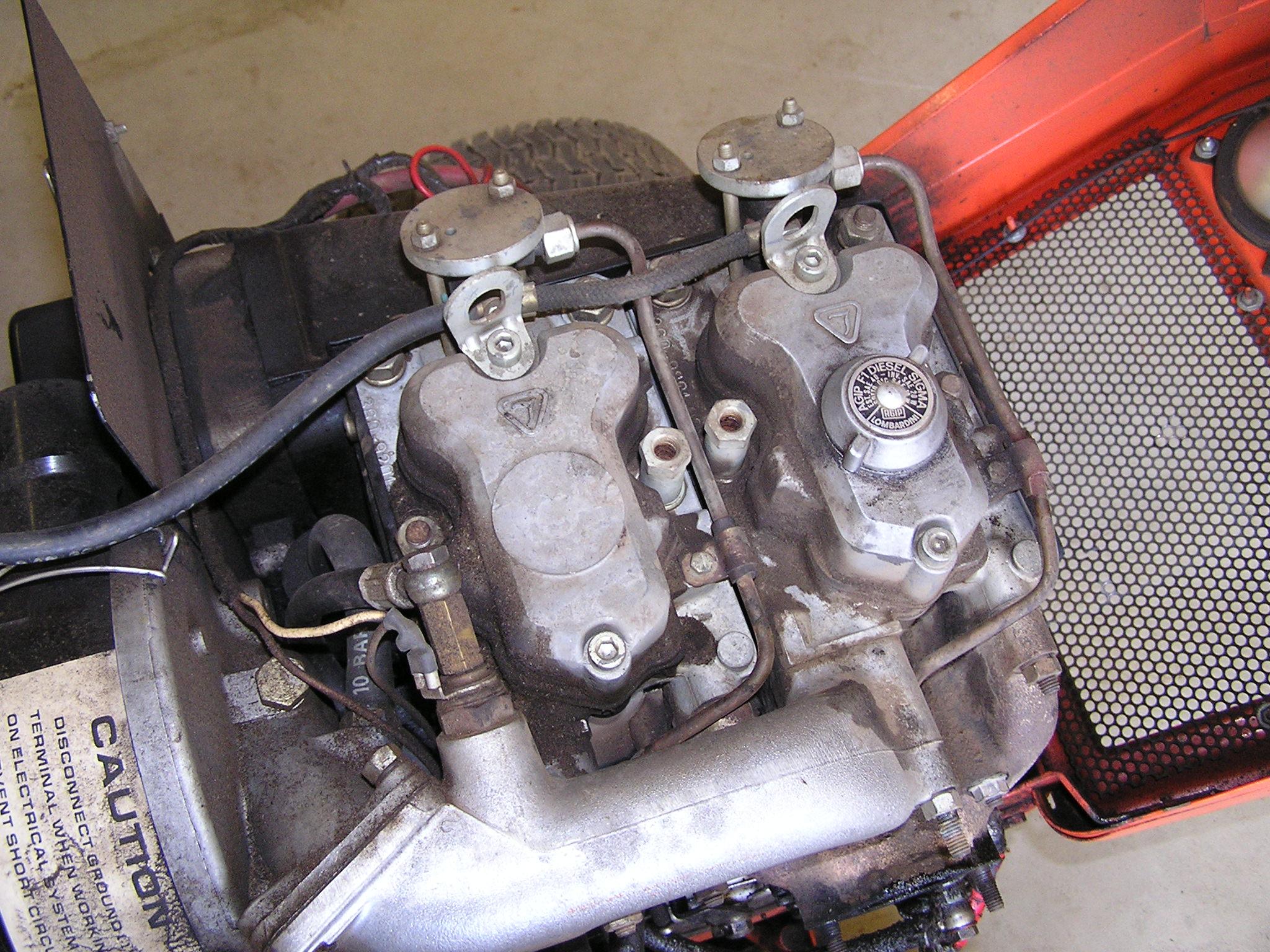 Hyundai Santro P2199 Engine Error Code